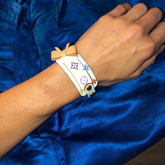 Louis Vuitton Jewelry - Louis Vuitton Murakami Monogram ID Bracelet